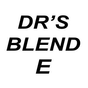 Dr's Blend E