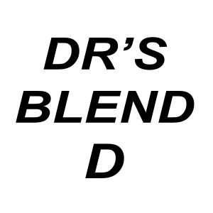 Dr's Blend D