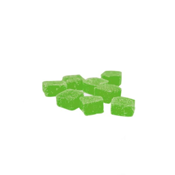 Small Green Apple Gummies